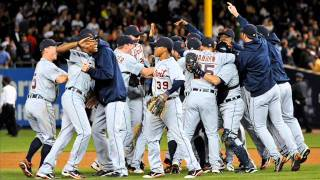 Detroit Tigers Win 2011 ALDS Game 5