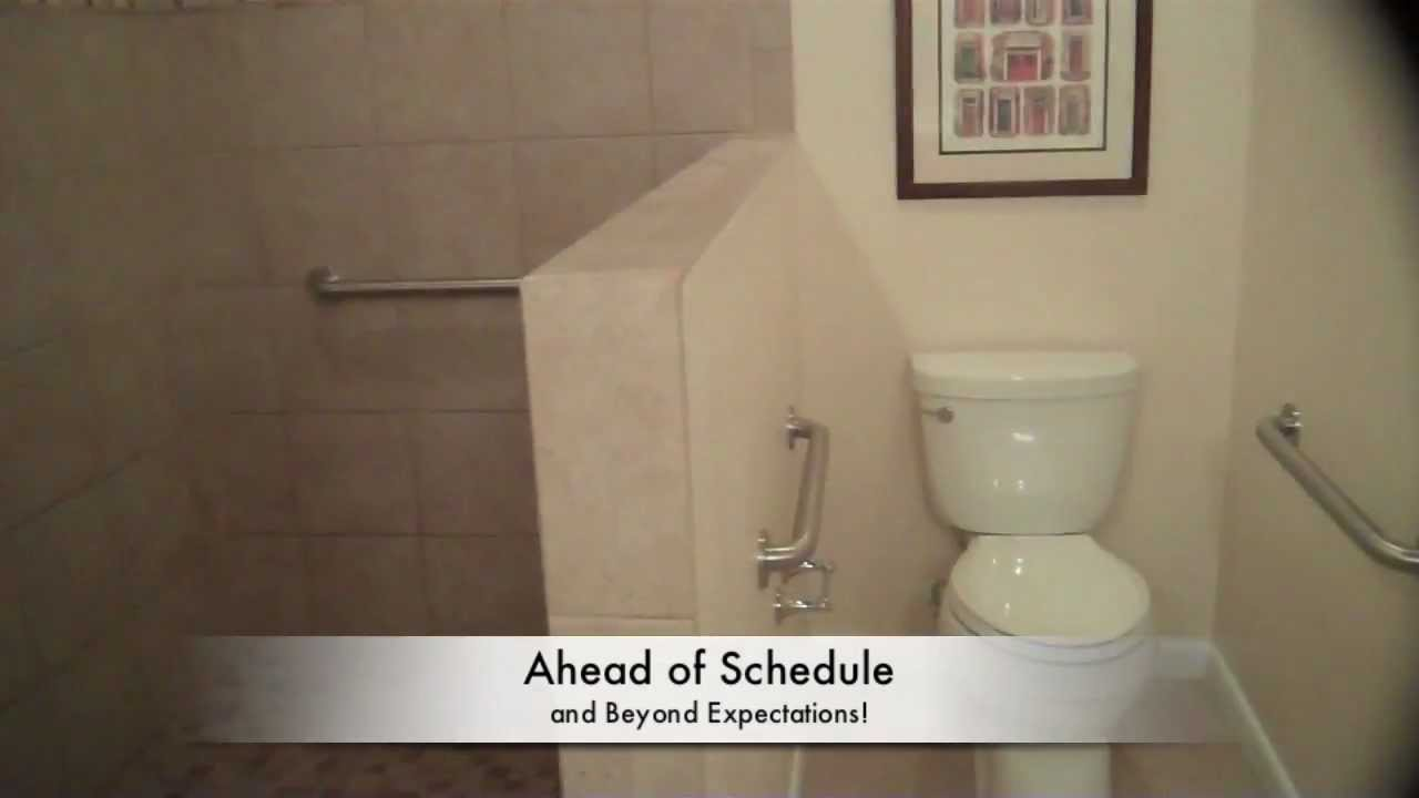 Bathroom Remodeling Orlando bathroom remodel | aging in place | david edwards construction