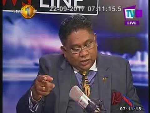 News Line Tv 1 22nd September 2017