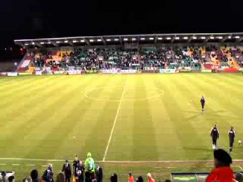 Shamrock Rovers 0 - 0 UCD