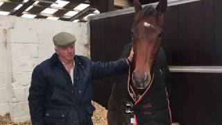 Colin Tizzard on the upcoming Jumps season (with thanks to Wincanton racecourse)