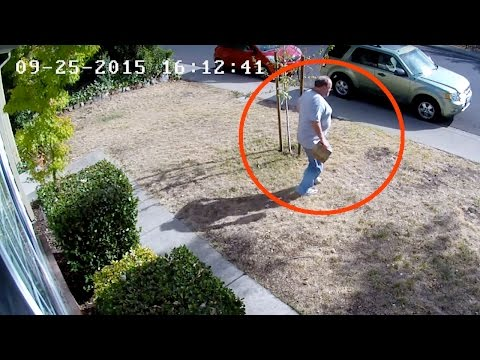 Amazing Revenge On Guy Who Steals Package   What's Trending Now
