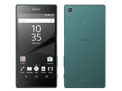 Sony Xperia Z5 Hard Reset and Forgot Password Recovery, Factory Reset