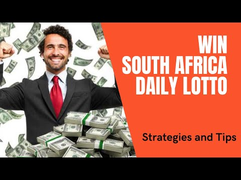 Play South Africa Daily Lotto Lottery Strategies and Tips