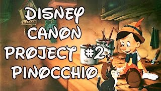 Disney Canon Project 2: Pinocchio Review
