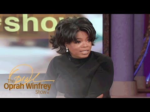 Oprah's Most Embarrassing Moment | The Oprah Winfrey Show | Oprah Winfrey Network