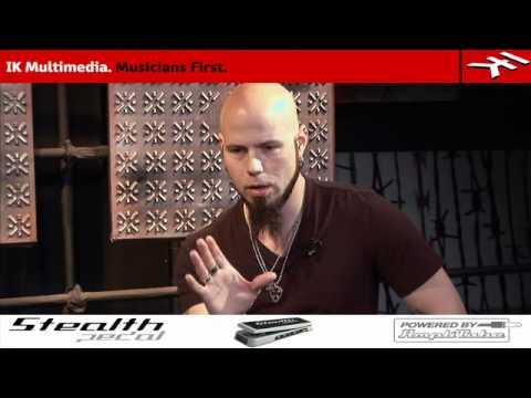 IK Multimedia Interview- Paul Riario & Drowning Pool's CJ Pierce