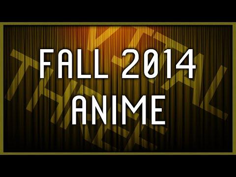 Top 5 Fall 2014 Anime | Vital Three Awards...