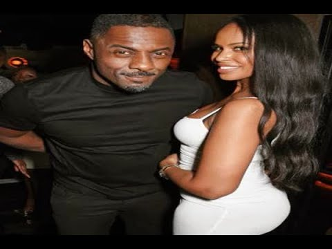 In Graphics: Actor Idris Elba proposes girlfriend Sabrina Dhowre in Bollywood style