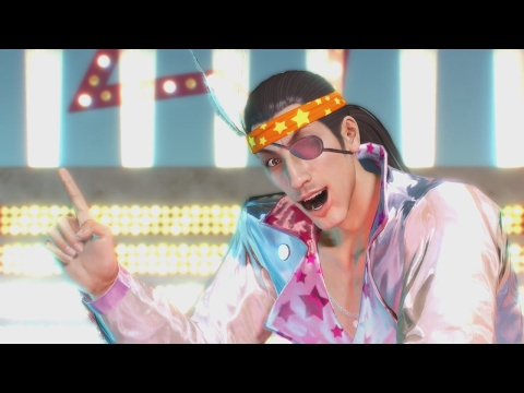 Yakuza 0- Karaoke: 24-hour Cinderella (Majima)