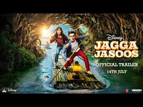 Thumbnail: Jagga Jasoos | Official Trailer | In Cinemas July 14
