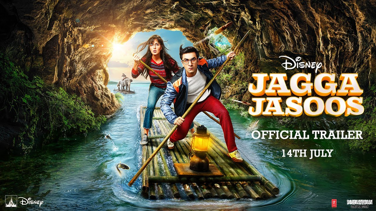 Download Jagga Jasoos   Official Trailer   In Cinemas July 14