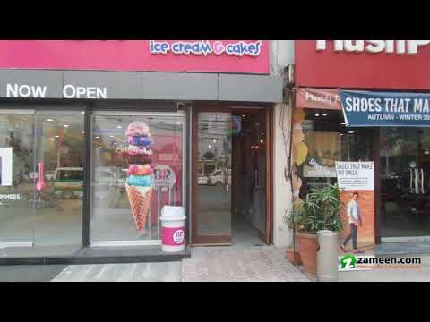 1 KANAL COMMERCIAL PROPERTY FOR SALE IN BLOCK B3 GULBERG 3 GULBERG LAHORE