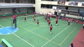 佛教何南金中學 25周年校慶 明智盃 小學排球邀請賽 男子組決賽 第三局