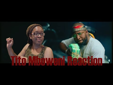 Cassper Nyovest- Tito Mboweni (Official Music Video) Reaction | GABBIreACTS
