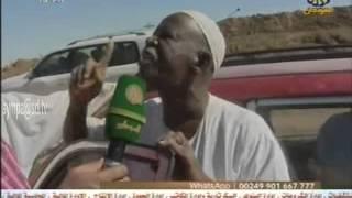 الشيخ أزرق طيبة ومزارعو طيبة يتحدثون عن مشروع الجزيرة لبرنامج في الواجهة