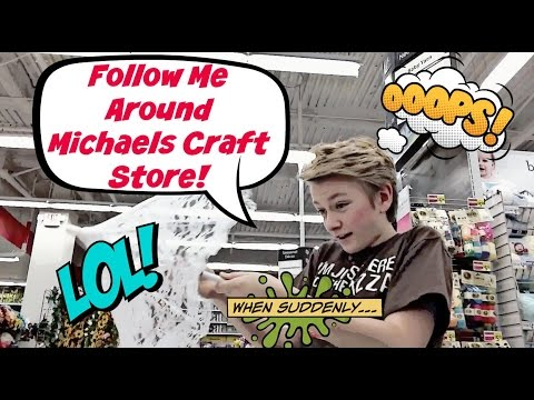 Mini vlog going to michaels craft store youtube for Michaels craft store watches