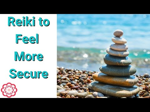 Reiki to Feel More Secure