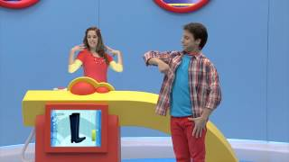Playground con Juanchi y Juli: La máquina de los personajes - Ep 5