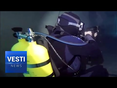 Watch: Russian and Belarusian Special Forces Start Scuba-Diving Shootout Training!