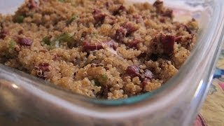 Sausage Stuffing | Holiday Recipe (how To)