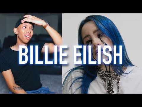 Let's talk about Ms. BILLIE EILISH | ARTIST REACTION & REVIEW