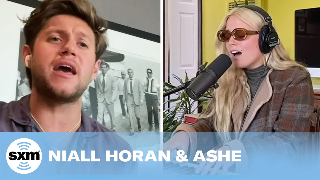 Ashe ft. Niall Horan - Moral of the Story [LIVE for SiriusXM]