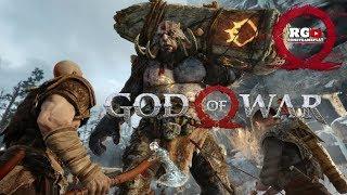 ⚔📛GOD OF WAR #1  Kratos Retorna Inicio Do Game/Luta Epíca.💥(Gameplay Ps4 Pt-Br) .