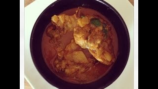 Spicy Dhaba Style Chicken Curry Recipe- Father's Day Recipes