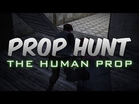 The Human Prop (Prop Hunt) [#12]