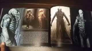 PROMETHEUS: The Art of the Film book (Page by Page Flip-Thru)