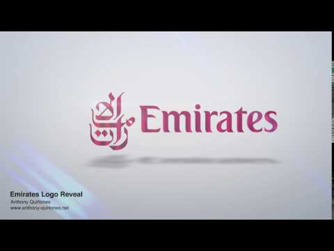 Emirates Logo Reveal