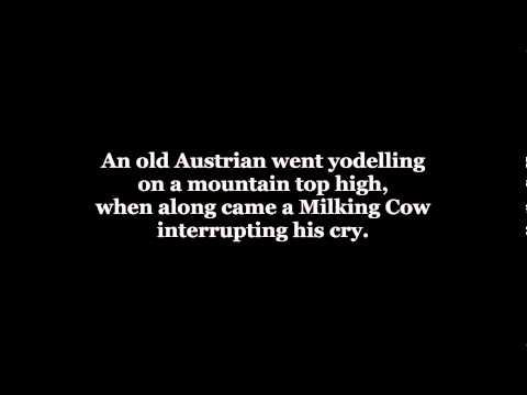 An Old Austrian - lyrics