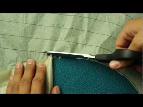 Beginner Sewing Series: Part 2- Simplicity Pattern 2290