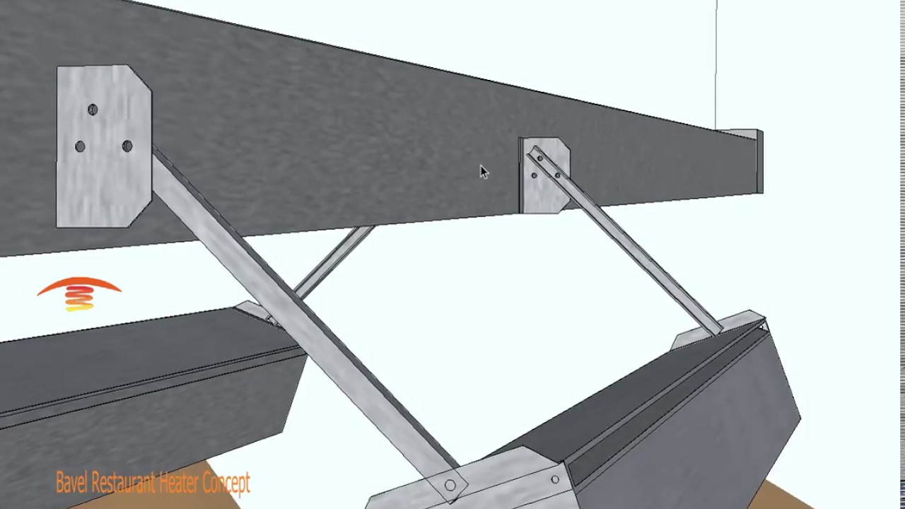patioheat.com - How to place your Sunpak patio heater Mounting ...