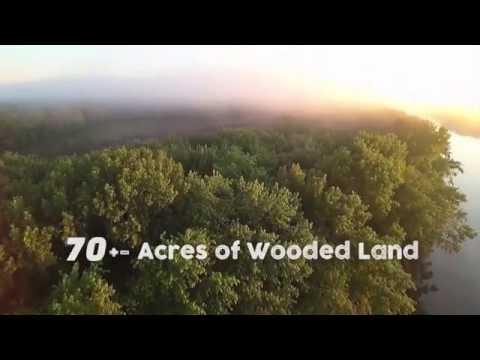 70+- Acre Hunting Property For Sale Warren County, Indiana