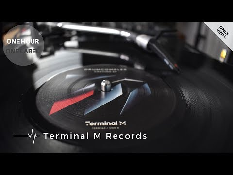 One Hour - One Label  TERMINAL M Only Vinyl Records Techno