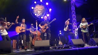 Duo RO (with RAPIDGRASS joining) - Country Opera - La Roche Bluegrass Festival