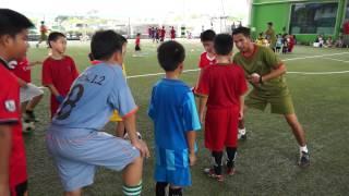 เบ องหล งการสอนฟ ตบอลโดย center soccer academy 28 07 56