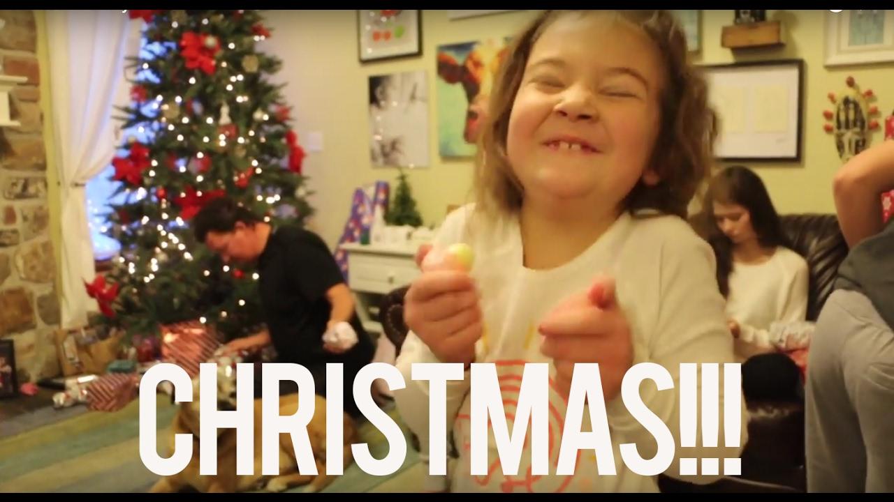 Johnson Family Christmas - YouTube