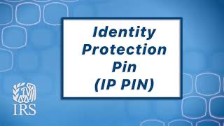 Get an Identity Protection PIN