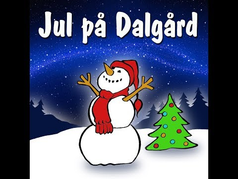 Jul på Dalgård