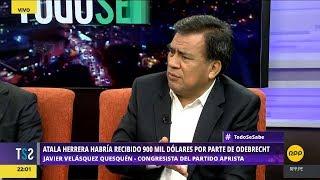 Todo Se Sabe │Javier Velásquez: