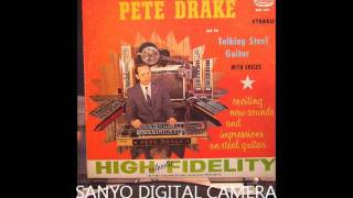 Pete Drake-- Color Of The Blue