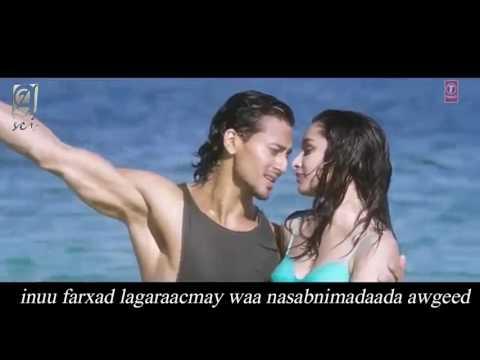 SAB TERA Full Song  With Somali Subtitle