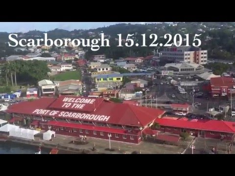 2015-12(E) Scarborough, Tobago am 15.12.2015 (COSTA MAGICA Häfen)