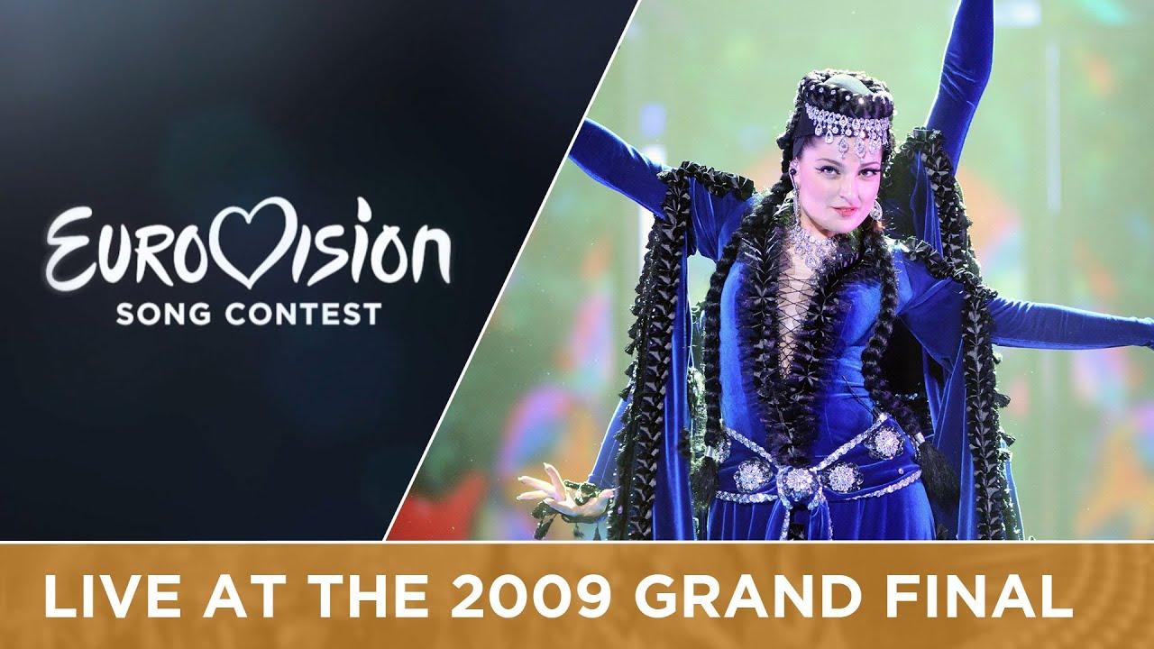 Eurovision Live: Jan Jan (Armenia) LIVE 2009 Eurovision Song
