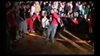 Stare polskie imprezy-finał Lublin Bboys Battle2003