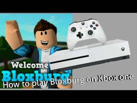 Roblox Bloxburg Xbox How To Play Bloxburg On Xbox One Updated Youtube