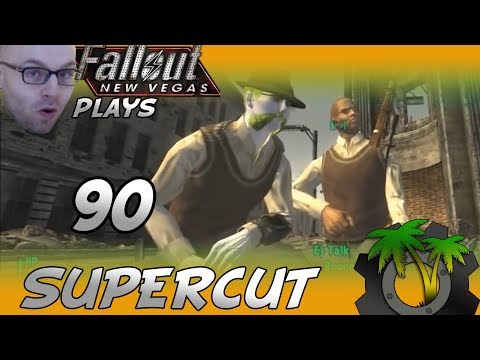 [Northernlion Plays - Fallout New Vegas] Highlights/Supercut Episode 90: Walking Cloud